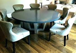 72 round table dining room contemporary with