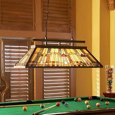 billiard room lighting. Quoizel Inglenook Tfik348va Tiffany Island Light Edison Billiard Table Interesting Pool Fixture All Room Lighting 0