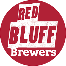 Red Bluff Brewers logo -