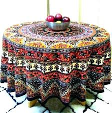 stay put elastic tablecloth 60 round plastic tablecloths stay put elastic tablecloth 60 round