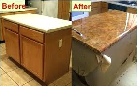 spray paint countertop look like granite paint your to look like granite with resurface laminate refinish