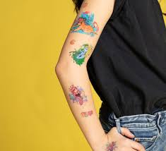 Girls Temporary Tattoos