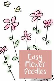 If you want to touch your artistic side, these simple and easy take inspiration from this article featuring superhero fan art ideas by imaginative illustrators and create a fabulous master piece. Easy Flower Doodles Video Tutorials To Show You How To Floral Up Your Bullet Journal Spreads