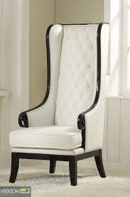 beautiful tall back accent chairs  my chairs