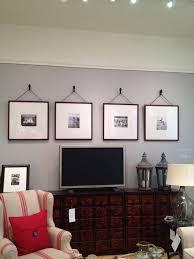 Bildresultat fr wall of frames around tv