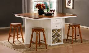 Counter Top Tables Kitchen Island Height Table Bar Table Storage