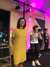 """Allison Barr Allen on Twitter: """"I'm so proud of Pomi Tefera, who's on my  team at @Uber. This week, she launched Creator Week, which is a free  conference focused on black creatives"""