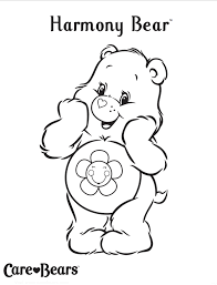 Small Picture Care bears coloring pages grumpy bear ColoringStar