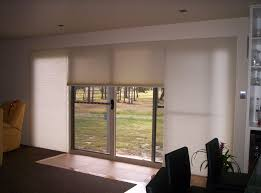 full size of door design white horizontal shades for sliding glass doors combined with ivory