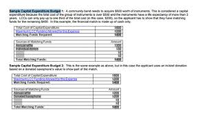 expenditure budget template. 10 Capital Expenditure Budget Templates Free Word Excel PDF