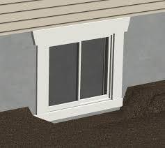 basement windows exterior. Contemporary Windows Window Trim  For The Outside Basement Windows Not On An Angle Just  Straight To Basement Windows Exterior T