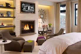 master bedroom ideas with fireplace.  Fireplace Electric Fireplace In Master Bedroom Ideas Design Simple To With N