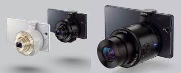 sony qx10 lens. sony qx10 and qx100 lens cameras attached to smartphones qx10 s