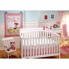 Disney Baby Bedding Sweet Minnie Mouse 3-Piece Crib Bedding Set ... & Disney Baby Bedding Sweet Minnie Mouse 3-Piece Crib Bedding Set Adamdwight.com
