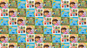 dora best dora go go go go blues wallpaper tiled desktop wallpaper