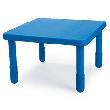 preschool table. Ab715-value-preschool-table-24-square Preschool Table Worthington Direct