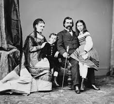 「United States Secretary of State William H. Seward.and his family」の画像検索結果