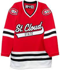 K1 Hockey Jersey Size Chart Amazon Com K1 Sportswear St Cloud State University
