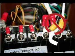 adding a amp shore power panel to your boat paneltronics adding a 30 amp shore power panel to your boat paneltronics