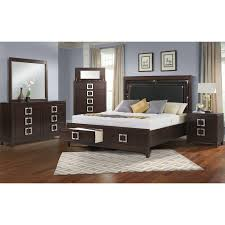 wood king bedroom sets.  Wood RODNEY Collection 6 PIECE KING BEDROOM SET And Wood King Bedroom Sets