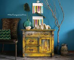 mustard yellow furniture. The Turquoise Iris Furniture Art Hand Painted Mustard Yellow Pics With Remarkable Accent Pieces Black Wood S