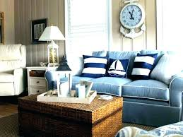 nautical inspired furniture. Nautical Living Room Decor Contemporary Coastal Style Furniture Pertaining To Inspired