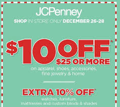 JCPenney After Christmas Sale - FTM