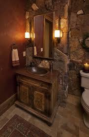 rustic stone bathroom designs. mostly wood and stone kitchen granite edges enggaging brown top bathroom rustic designs h