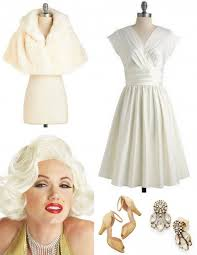 are you scrambling for last minute costume ideas why not consider dressing up as the iconic marilyn monroe