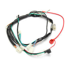 motorcycle wiring looms wire center \u2022 motorcycle wiring harness manufacturers uk motorcycle wiring harness machine electric start wiring loom harness rh aliexpress com motorcycle wiring looms uk motorcycle wiring looms