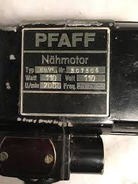 Pfaff 130 6 Sewing Machine Value