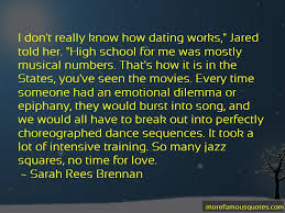 High School Musical 40 Love Quotes Top 40 Quotes About High School Magnificent Musical Love Quotes