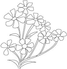 Small Picture Coloring Pages Of Periwinkle Flower Coloring Pages