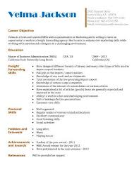 Resume Forwarding Service
