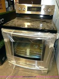 clean smooth top stove flat top stove outstanding glass top electric cook stove item sold how clean smooth top stove