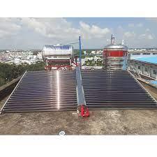 Máy nước nóng năng lượng mặt trời công nghiệp Đại Thành 5000L