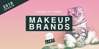 free makeup brands uk list large