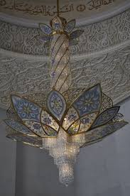 wing architecture glass ceiling lighting sculpture art zayed chandelier carving muslim abu dhabi grand mosque