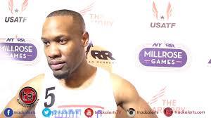 Dewayne Barrett, former Jamaica quarter-miler, talks track and ...
