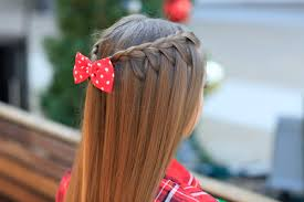 Lace Hair Style upward lace braid and sharethegift nativity feature cute girls 6500 by wearticles.com