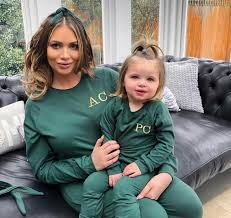 Amy Childs reveals her daughter's dad Bradley is back in jail for arson and  handling stolen goods and 'hasn't seen Polly for 18 months'