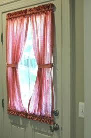small door curtains small door window gorgeous small door window curtains and best front door curtains small door curtains