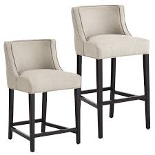 upholstered counter height swivel chairs chairs seating