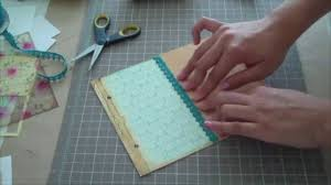 How To Make A Recipe Book How To Make Your Own Planner And Recipe Book Timelapse