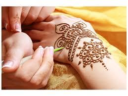 Henna Tetovací Pasta Přírodní Hnědá Hemani 33g
