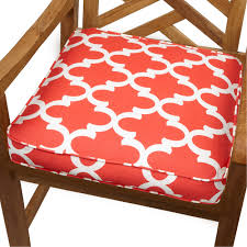 captivating outdoor chair cushions for your outdoor chair decor red moroccan pattern outdoor chair