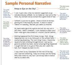 personal narrative essay examples personal narrative notes personal narrative examples rachelderozario