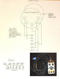 pro audio american dj fog storm 1700 5 pin din wiring diagram