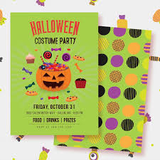 Halloween Costume Party Invitation Printable Amys Party Ideas