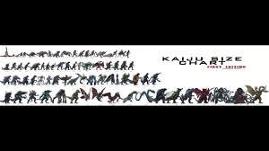 The Kaiju Size Chart Youtube